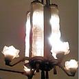 ジャルダン・ド・ルレーヌの照明